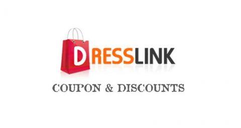 كوبون خصم DressLinK دريس لينك 10 بالمائة